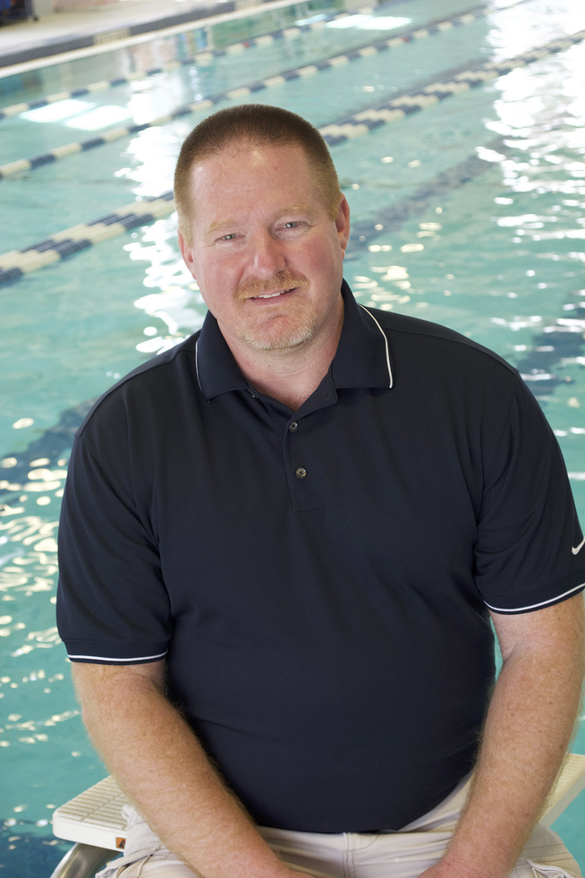 Craig Merkey, Associate Director of Recreation and Aquatics, Penn State Harrisburg